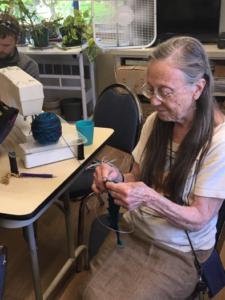 BTL Repair Cafe Sewing Machine